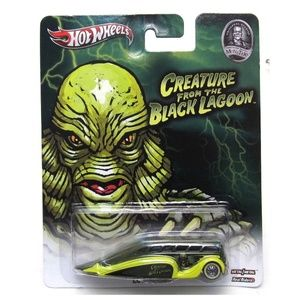 The Creature from the Black Lagoon Hot Wheel